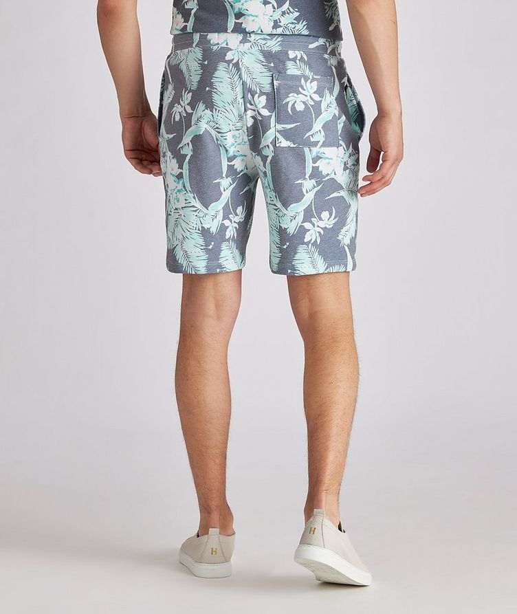 Tropical Cotton-Modal Shorts image 3