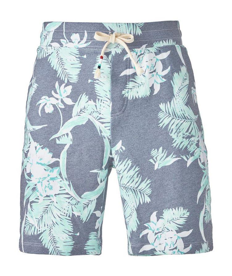 Tropical Cotton-Modal Shorts image 0