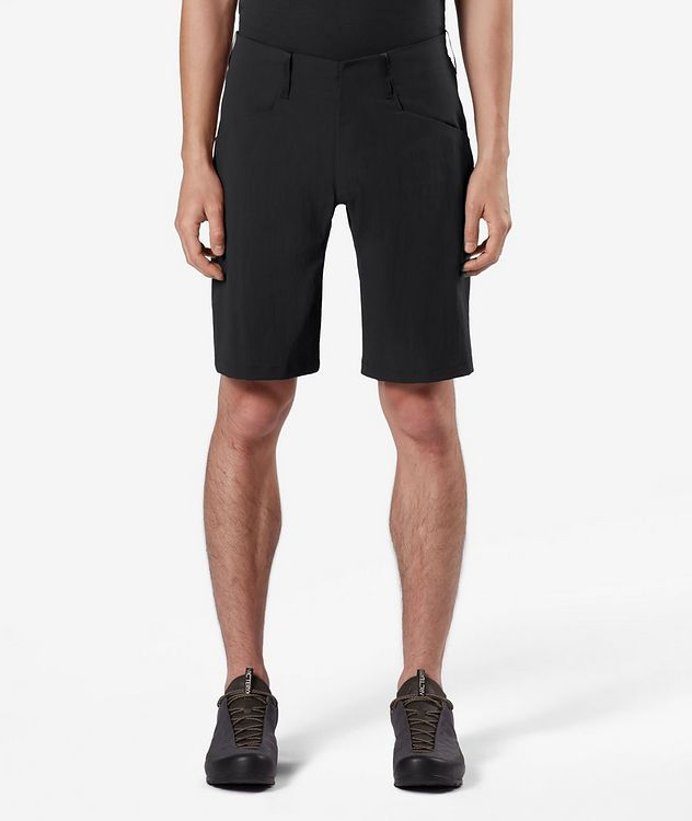 Voronoi Water-Resistant Shorts picture 1