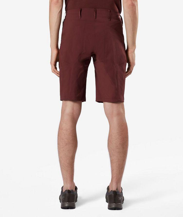Voronoi Water-Resistant Shorts image 1