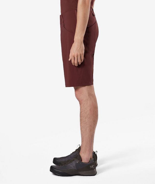 Voronoi Water-Resistant Shorts picture 3