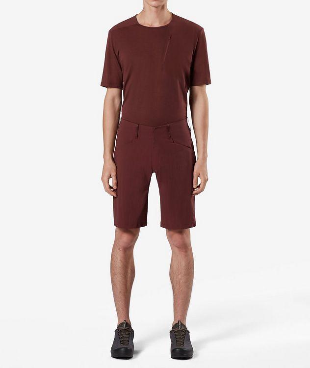 Voronoi Water-Resistant Shorts picture 4