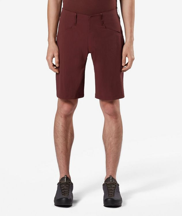 Voronoi Water-Resistant Shorts picture 1