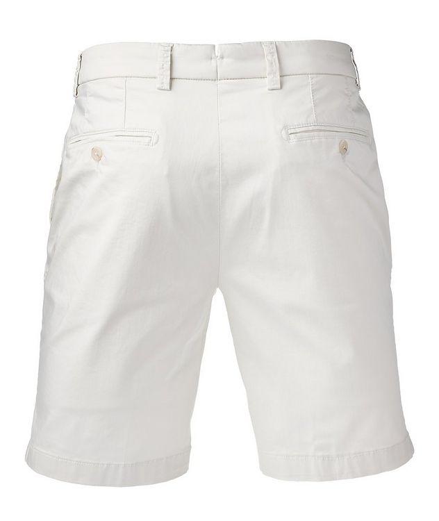 College Slim Fit Techno-Cotton Shorts picture 2