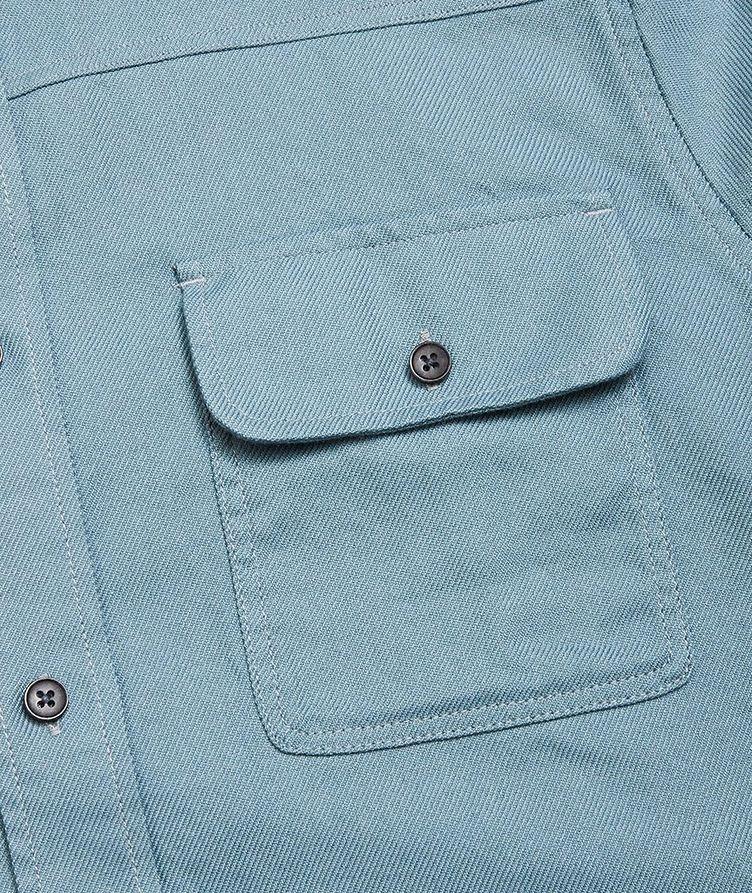 Harbin Cotton Shirt Jacket image 2