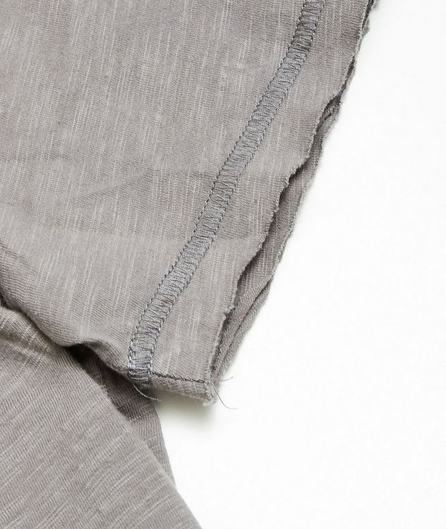 Konrad Slub Cotton T-Shirt picture 3