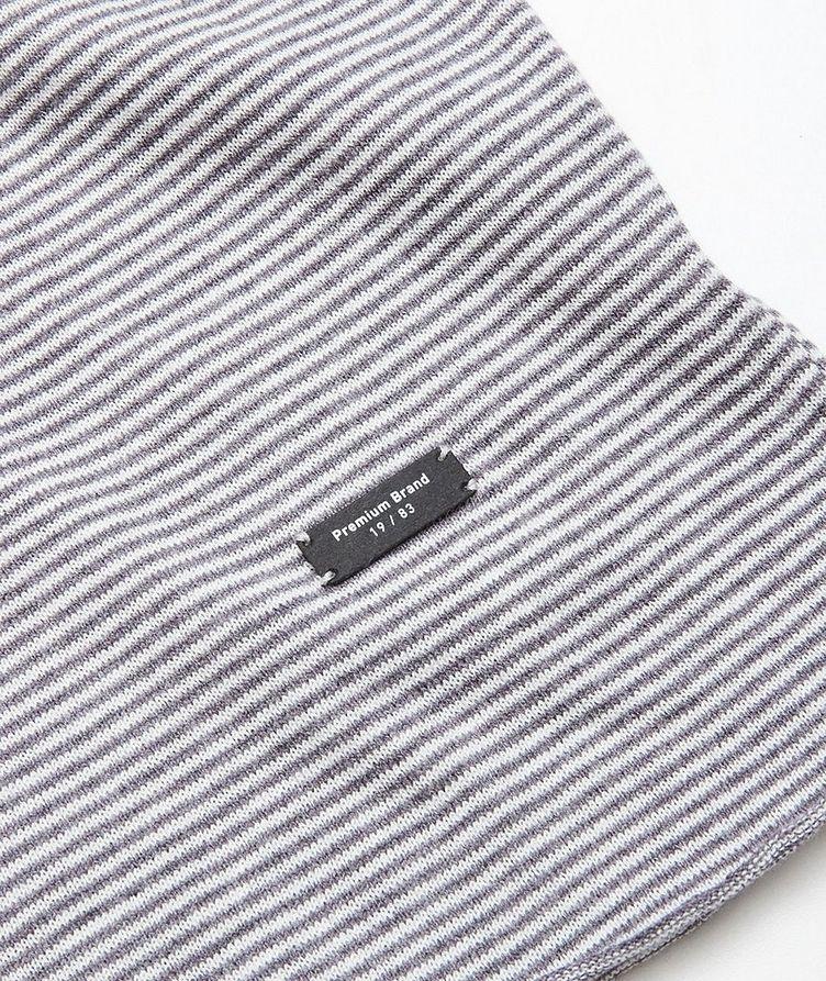 Moon Stripes Linen-Cotton-Blend Sweater image 2