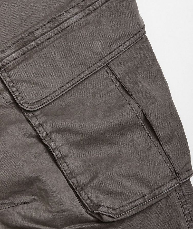Rufo Stretch-Cotton Cargo Pants image 3