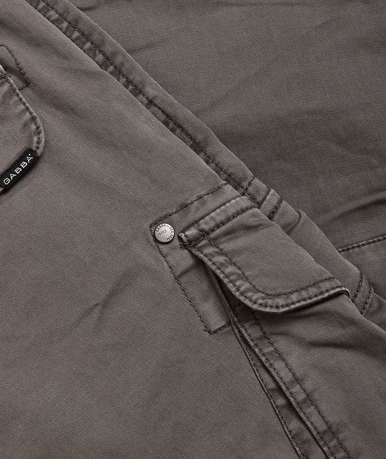 Rufo Stretch-Cotton Cargo Pants image 5