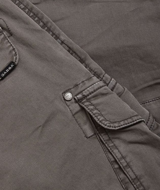 Rufo Stretch-Cotton Cargo Pants picture 6