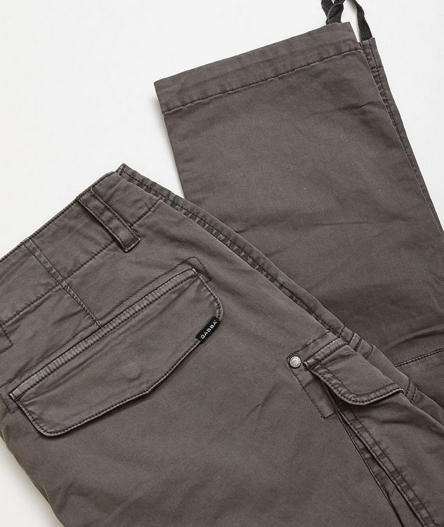 Rufo Stretch-Cotton Cargo Pants picture 7