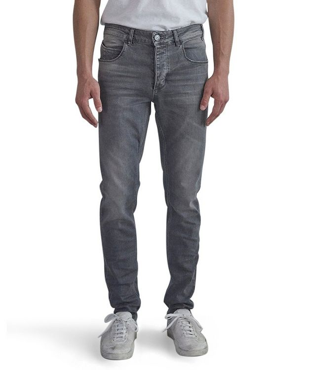 Rey Straight Slim Jeans picture 2
