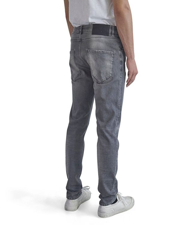 Rey Straight Slim Jeans picture 3