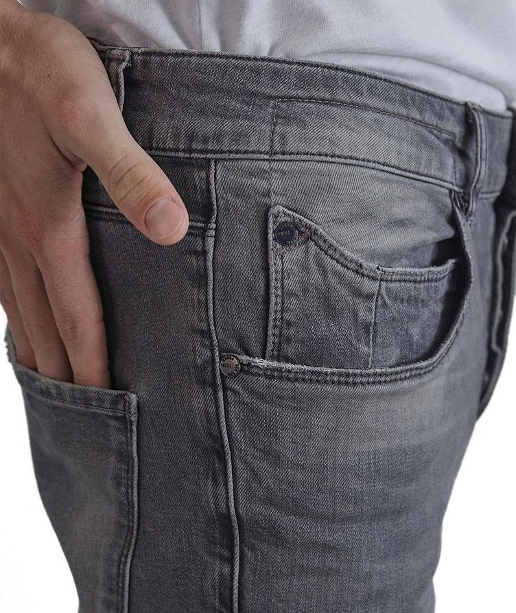 Rey Straight Slim Jeans image 3