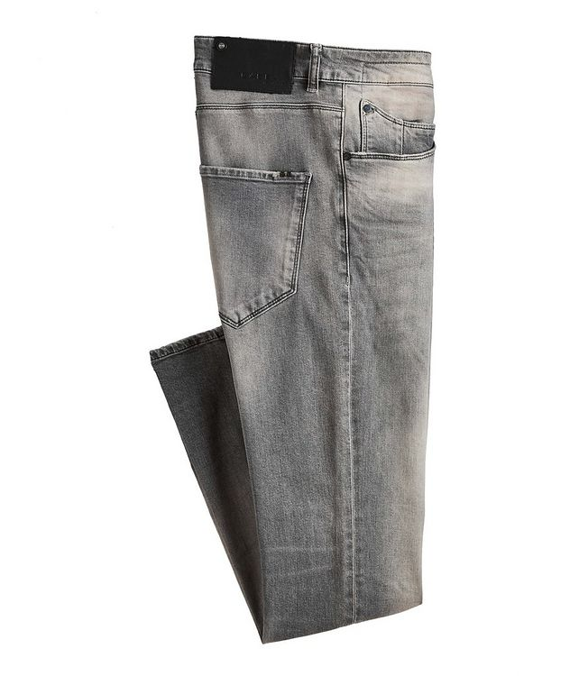 Rey Straight Slim Jeans picture 1