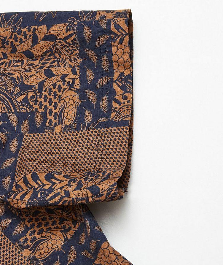 Short-Sleeve Seoul Siapo Cotton Shirt image 2