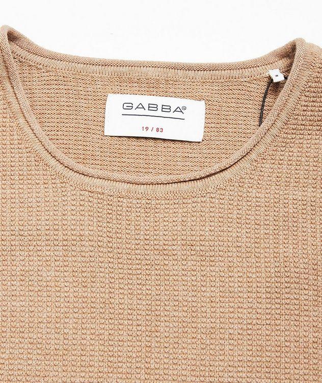 Liam Cotton Sweater picture 2