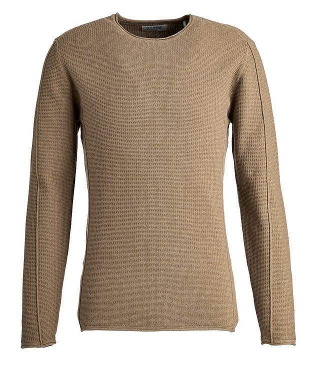 Liam Cotton Sweater picture 1