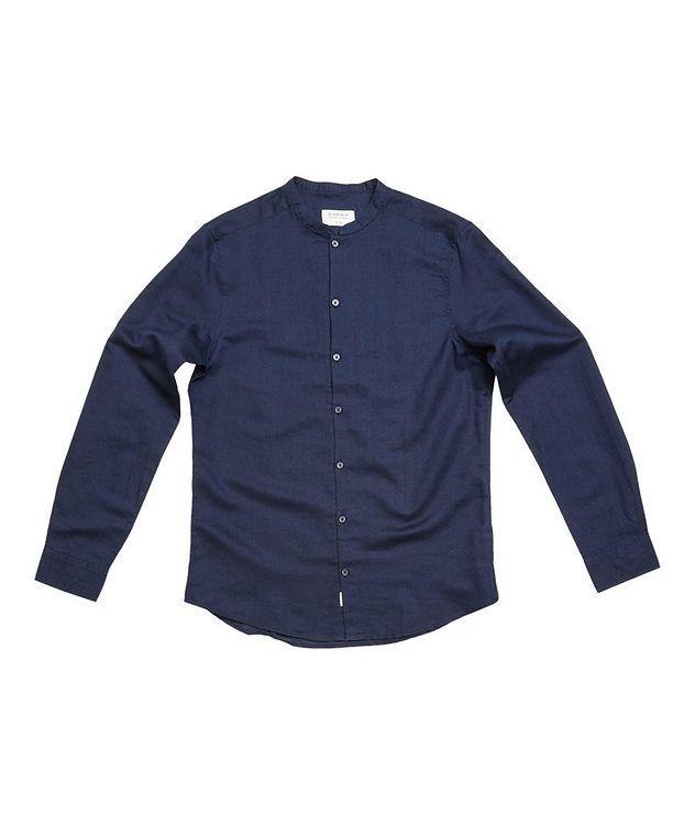 Hobart Linen-Cotton Shirt picture 2