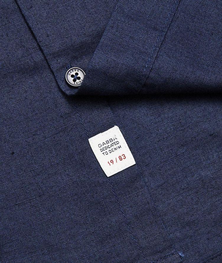 Hobart Linen-Cotton Shirt image 2