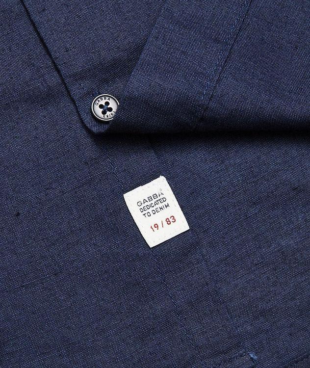 Hobart Linen-Cotton Shirt picture 3