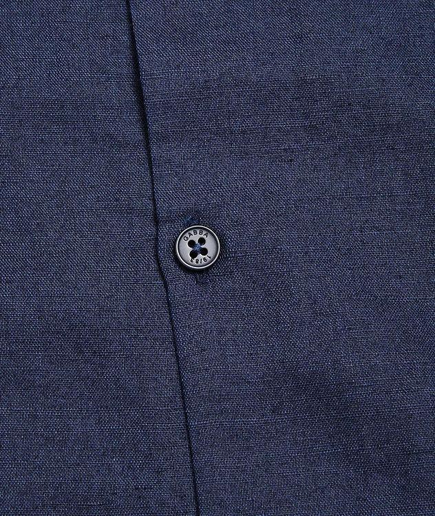 Hobart Linen-Cotton Shirt picture 4