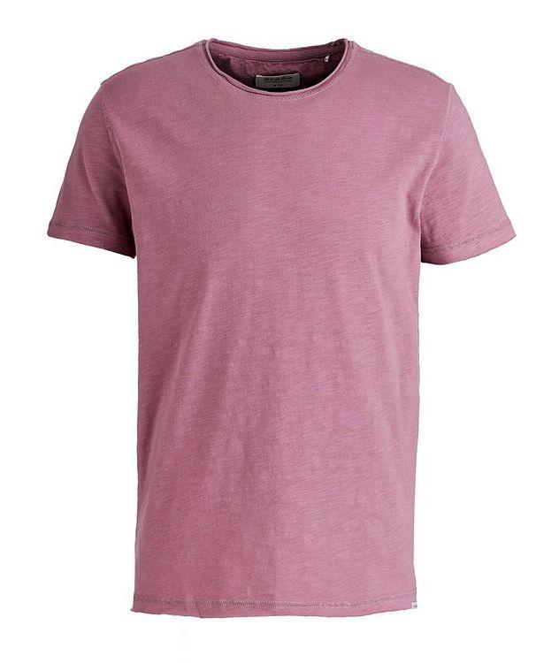 Konrad Slub Cotton T-Shirt picture 1