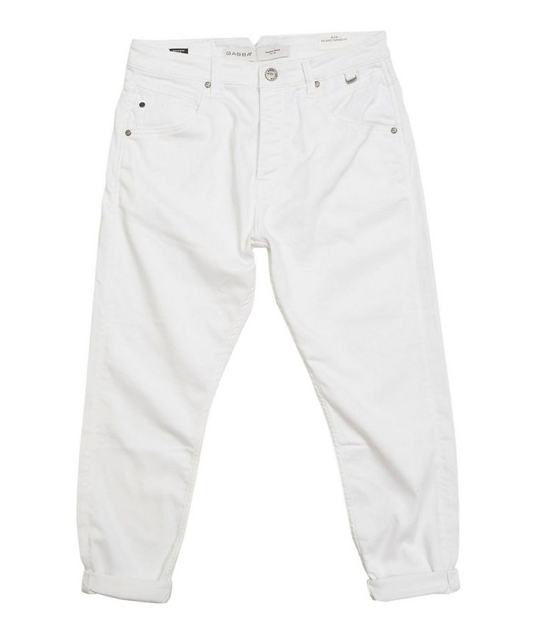 Alex Relaxed Tapered Jeans image 1