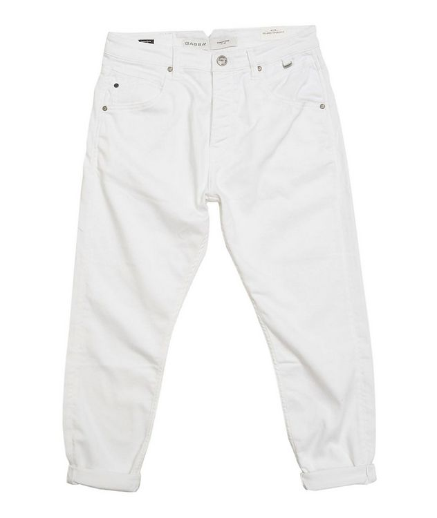 Alex Relaxed Tapered Jeans picture 2