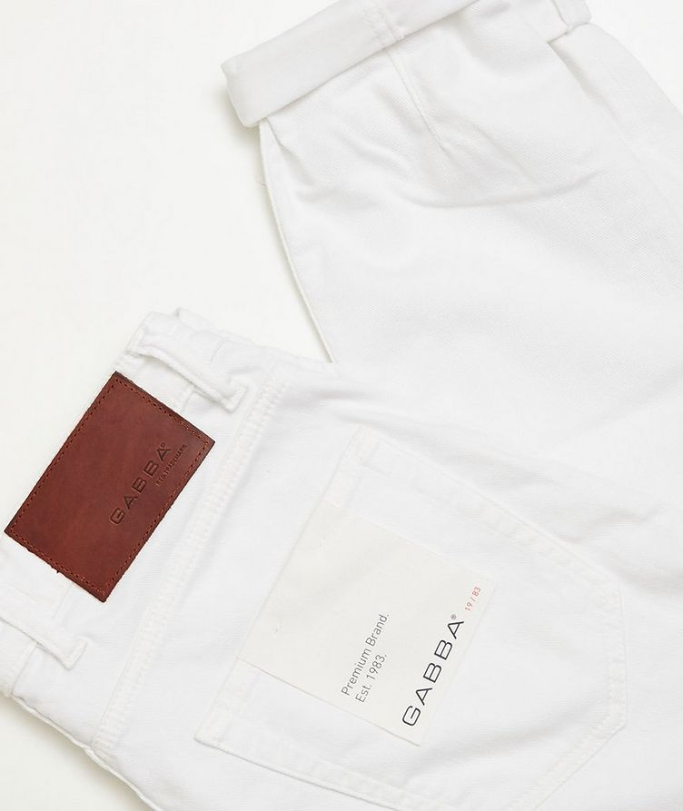 Alex Relaxed Tapered Jeans image 5
