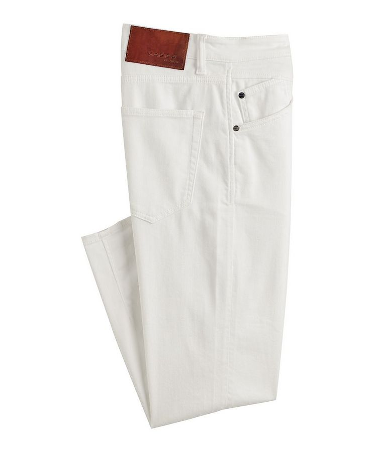 Alex Relaxed Tapered Jeans image 0
