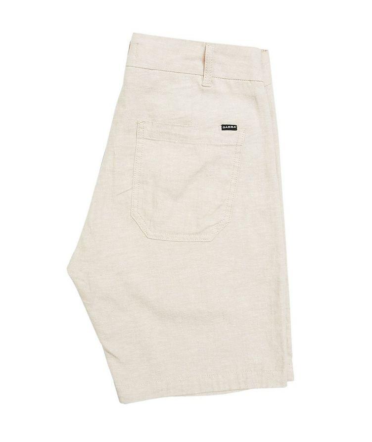 Reef Linen Shorts image 4