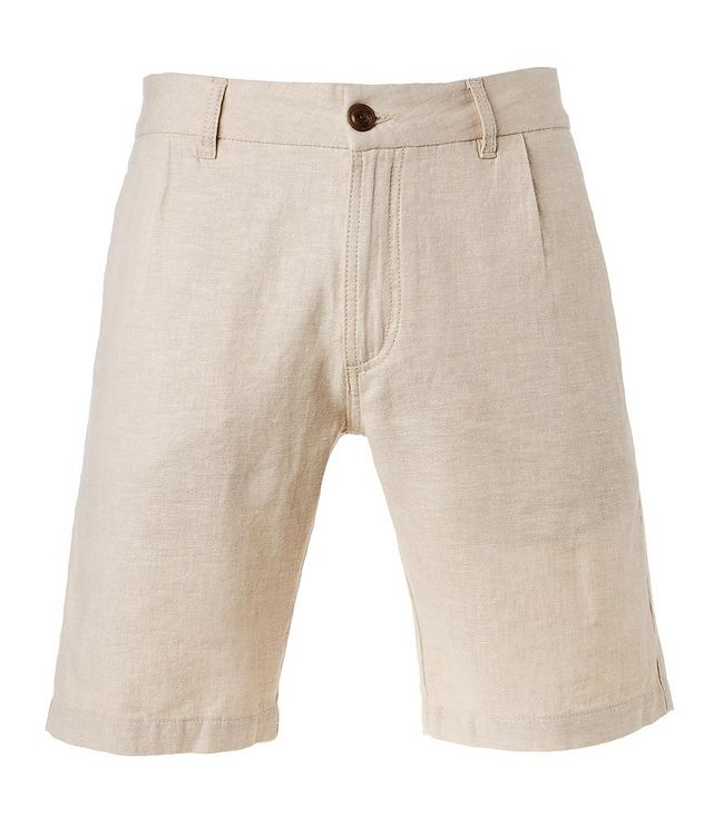 Reef Linen Shorts picture 1
