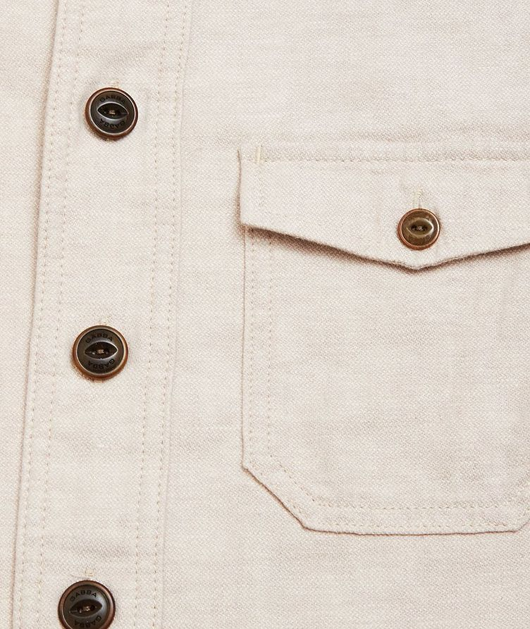 Goa Stretch-Linen and Cotton Sports Jacket image 1