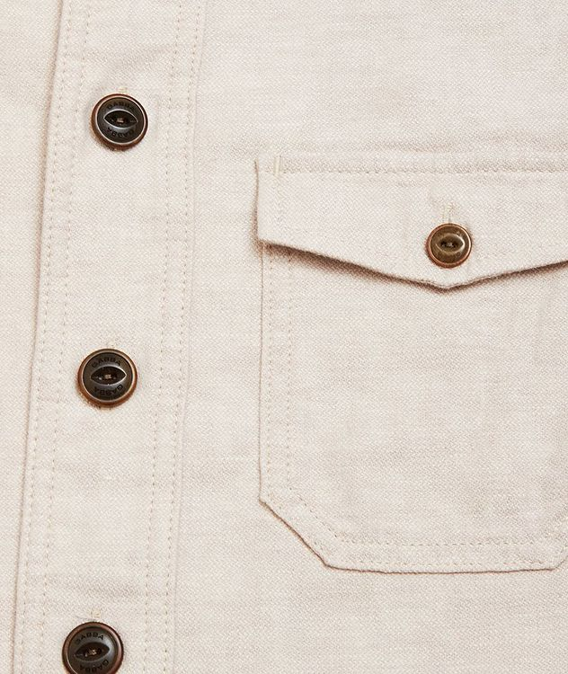 Goa Stretch-Linen and Cotton Sports Jacket picture 2