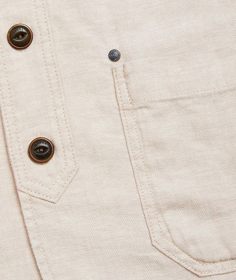 Goa Stretch-Linen and Cotton Sports Jacket image 2