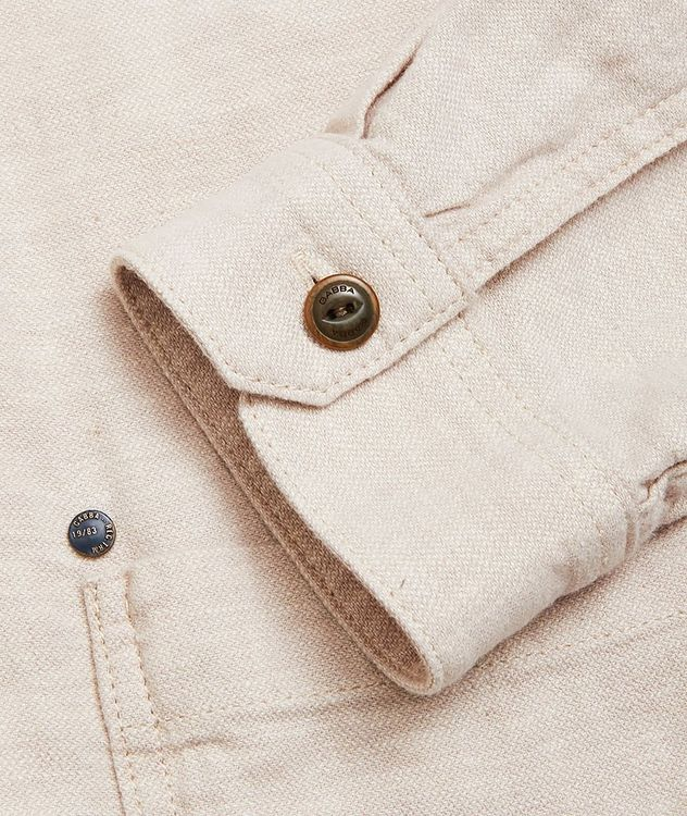 Goa Stretch-Linen and Cotton Sports Jacket picture 4
