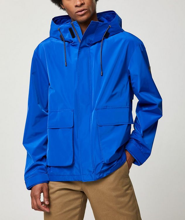 Bernie Waterproof Jacket with Mask picture 1
