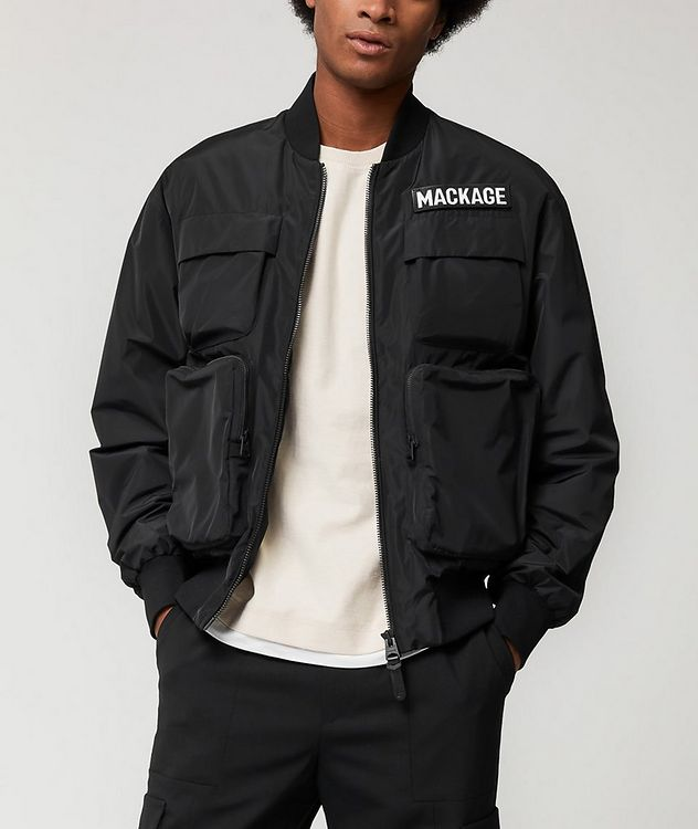 Baxter Water-Repellent Bomber Jacket picture 1