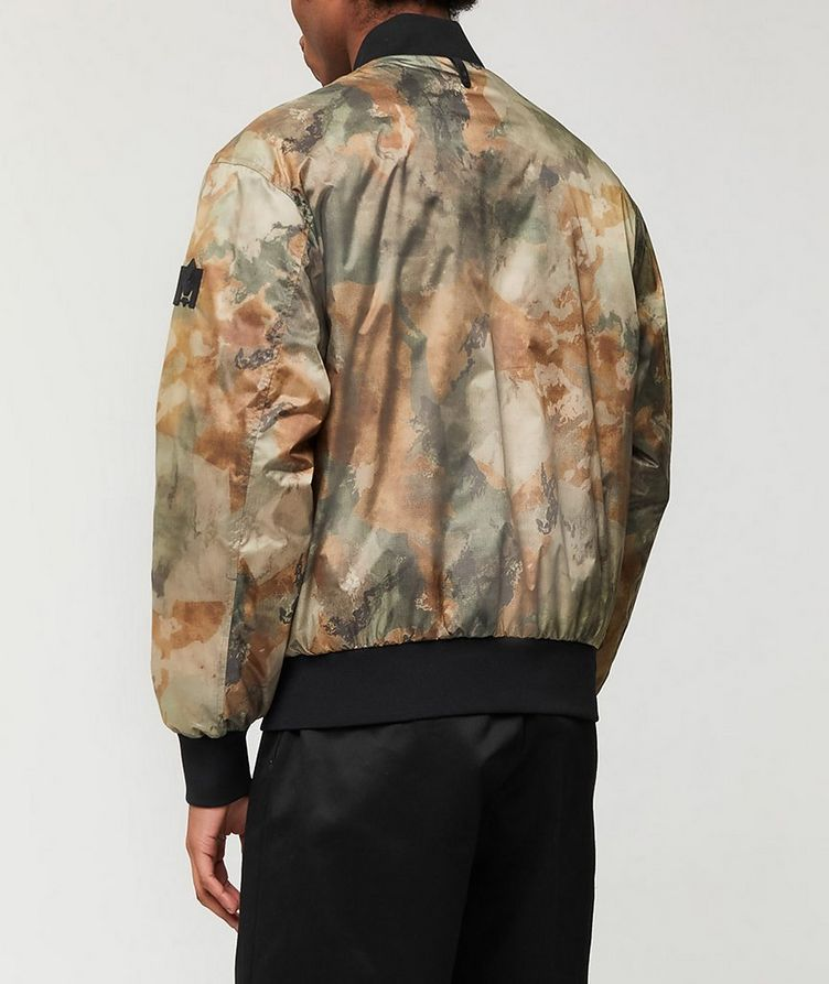 Baxter Water-Repellent Bomber Jacket image 1