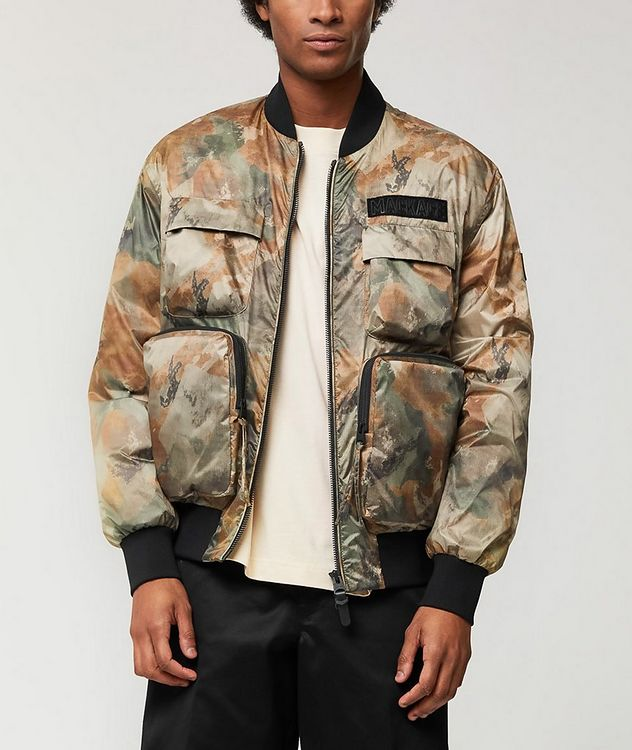 Baxter Water-Repellent Bomber Jacket picture 3