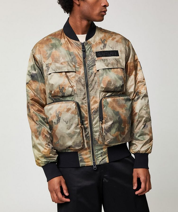 Baxter Water-Repellent Bomber Jacket image 0