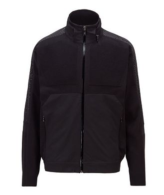 BOSS Coolmax Finish Zip-Up Jacket