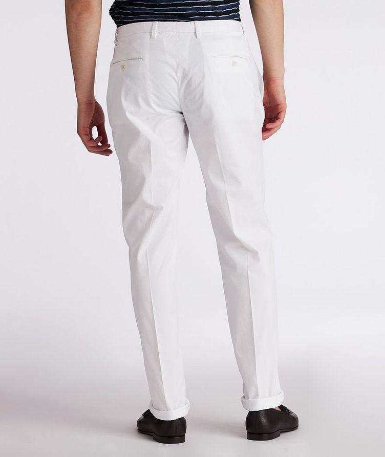 Chino en coton extensible image 2