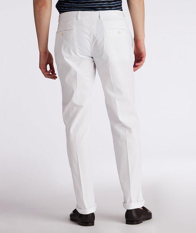 Chino en coton extensible picture 3