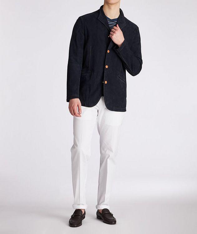 Chino en coton extensible picture 5