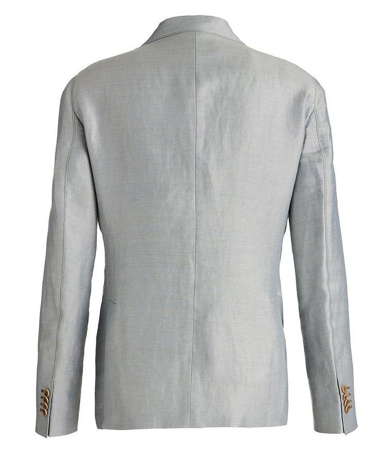 Upton Unstructured Linen-Silk Suit image 1