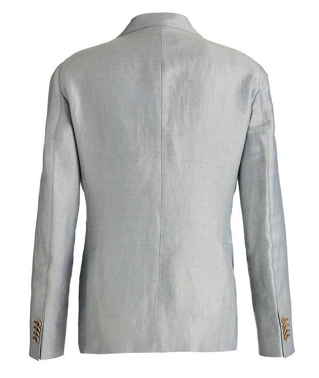 Upton Unstructured Linen-Silk Suit picture 2