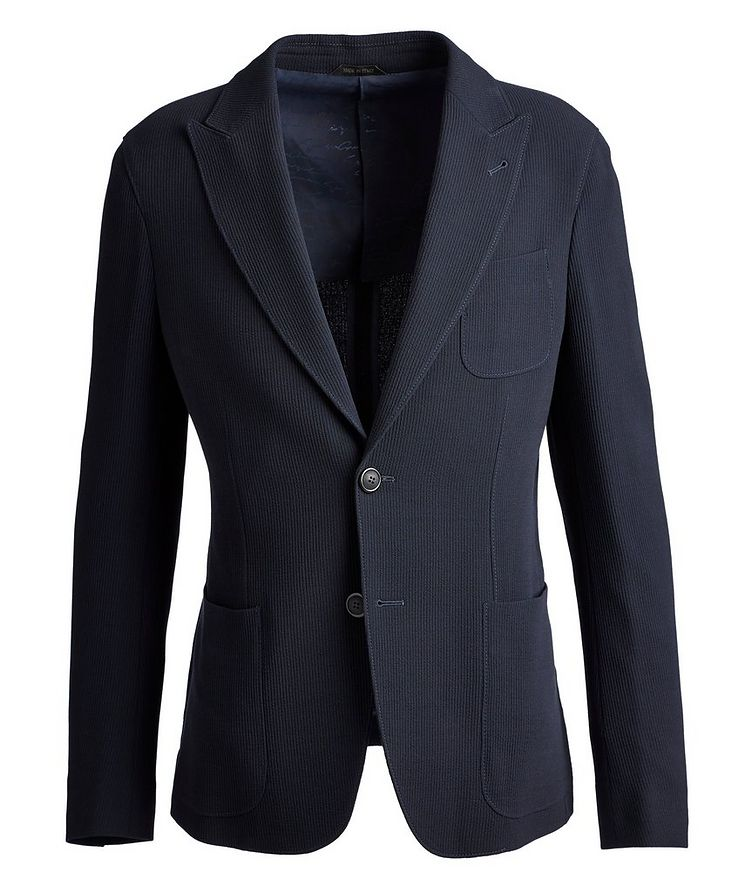 Upton Single-Breasted Sport Jacket image 0