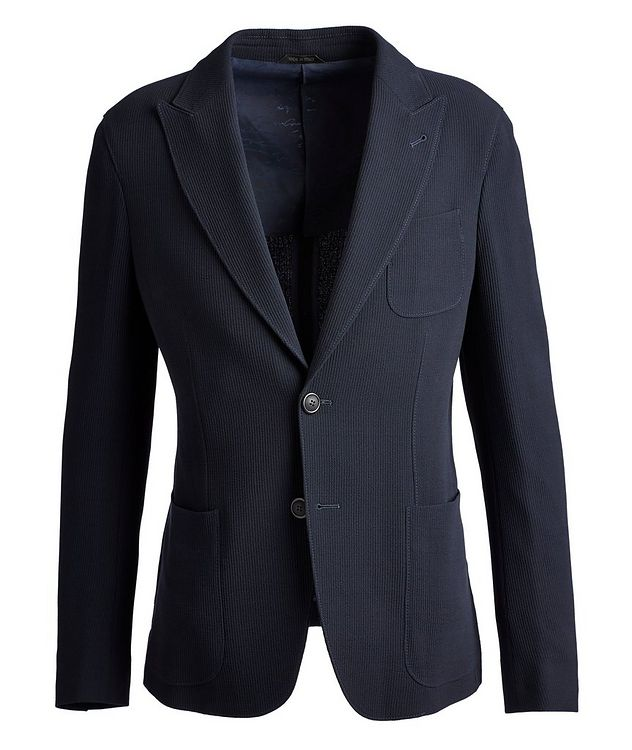 Upton Single-Breasted Sport Jacket picture 1